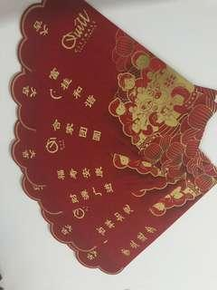 Angpau Chinese New Year (6pcs)