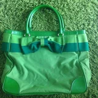 preloved katespade ribbon