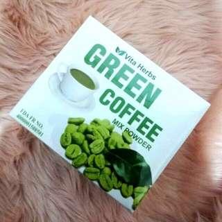 Authentic Green Coffee by vita herbs