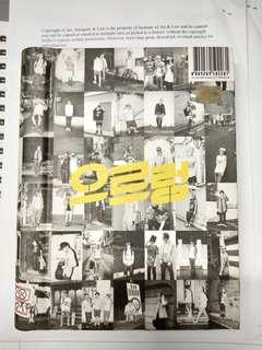EXO First Album XOXO (Repackaged)