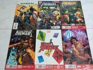 Avengers Bundle (Marvel Comics)