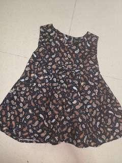 Paisley Baby Dress