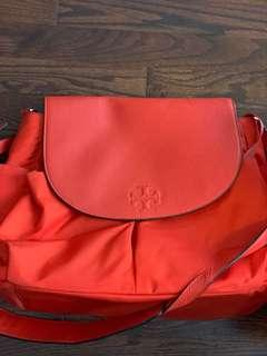 EUC Tory Burch diaper bag - messenger