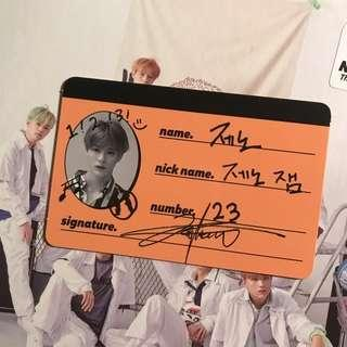 [WTB] NCT Dream Crew Card