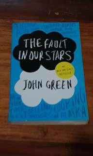 Thae Fault in our Stars by John Green