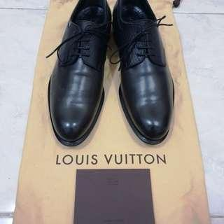 Louis Vuitton LV Richelieu original not gucci hermes bally bottega tods