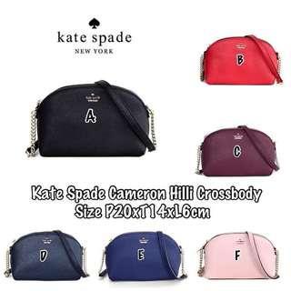 Kate Spade Cameron Hilli Crossbody Bag