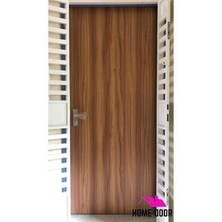 Melamine Solid Door for HDB & BTO