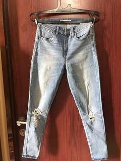 Preloved levis jeans