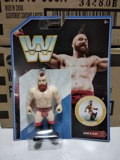 Mattel Retro WWE Series 7 Sheamus