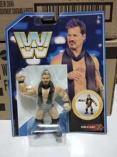 Mattel Retro WWE series 7 Chris Jericho