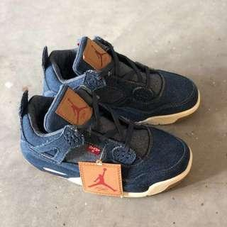 Air Jordan 4 Levis Denim
