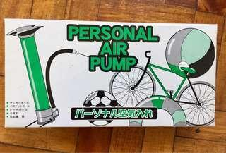 Multi-purpose Personal Air Pump