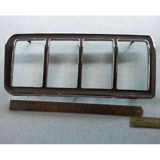 Mitsubishi Colt Galant A2 rear lamp bezel frame