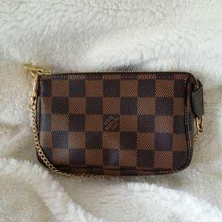 b41862f8d1a Authentic Louis Vuitton Mini Pochette Accessoires