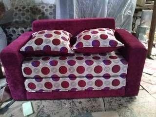 Sofa Bed / Bangku Sofa Tamu Meubel