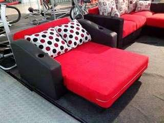 Sofa Bed Reclening / Bangku Sofa Tamu