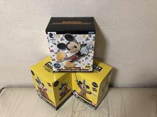 Wts ~ Disney Mickey Mouse Anniversary Set