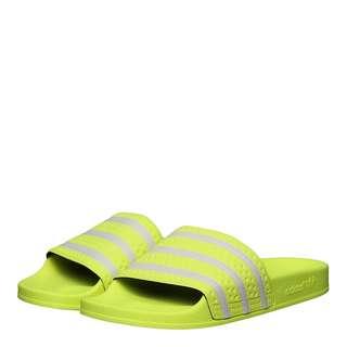Adidas adilette semi frozen yellow 332c90549