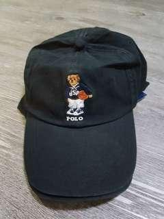 Polo Bear Baseball Cap - Basketball Cap