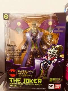 S.H.Figuarts The Joker From Ninja Batman