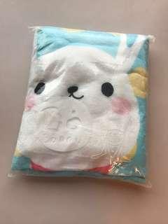 BoBonny啵啵妮法蘭絨毯 適合冬天小被蓋 百元交換禮物
