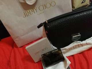 100% Authentic Jimmy Choo lockett