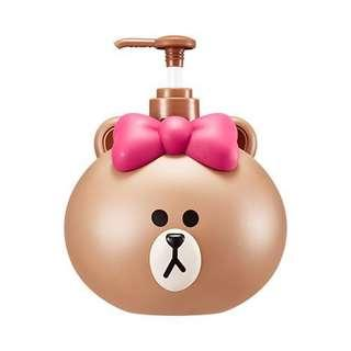 MISSHA Body Wash (Line Friends Edition) - Moringa