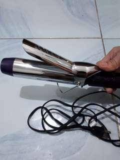 Curling rod
