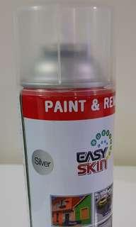 EasySkin Spray Rubber Coating (Gloss Sliver)