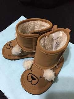 🚚 babyGap 造型靴  (3m~6m)