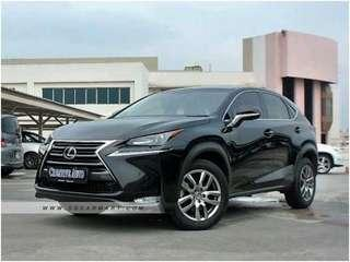 Lexus NX Auto