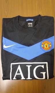 MUFC AIG Original Away Kit