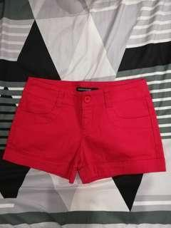 (NEW) Red Shorts #CNY888 #CNYRED