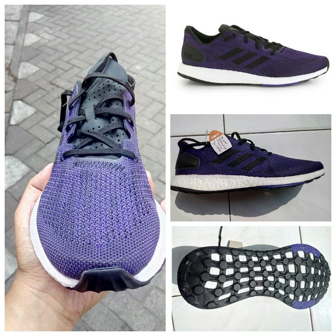 580ed9eb0 NEW Adidas Pureboost DPR Purple (Original)