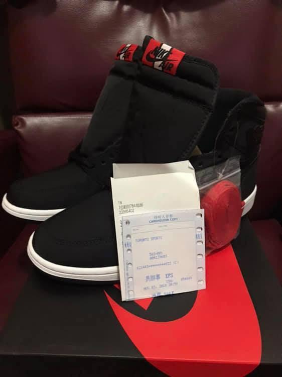 best website 0c3c1 fc80a Air Jordan 1 x PSG Edition (Brand new), Men s Fashion, Men s ...