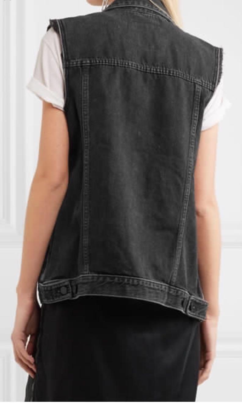 REDUCED: Alexander Wang 'Daze' Oversized Vest