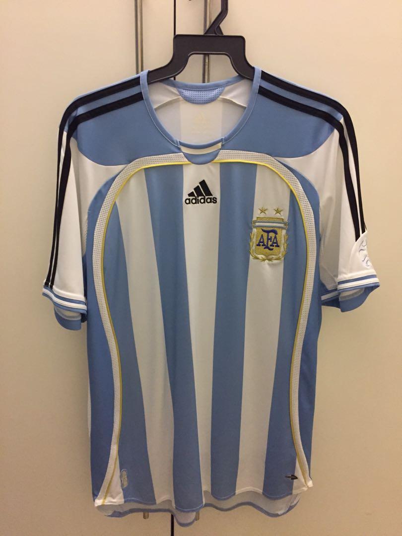 44e9b6d58 Argentina Jersey - Home Kit