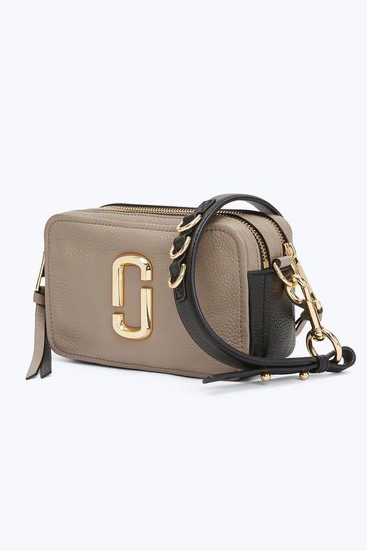 5358810b2 Authentic Marc Jacobs Snapshot The Softshot 21 Sling Crossbody Bag ...