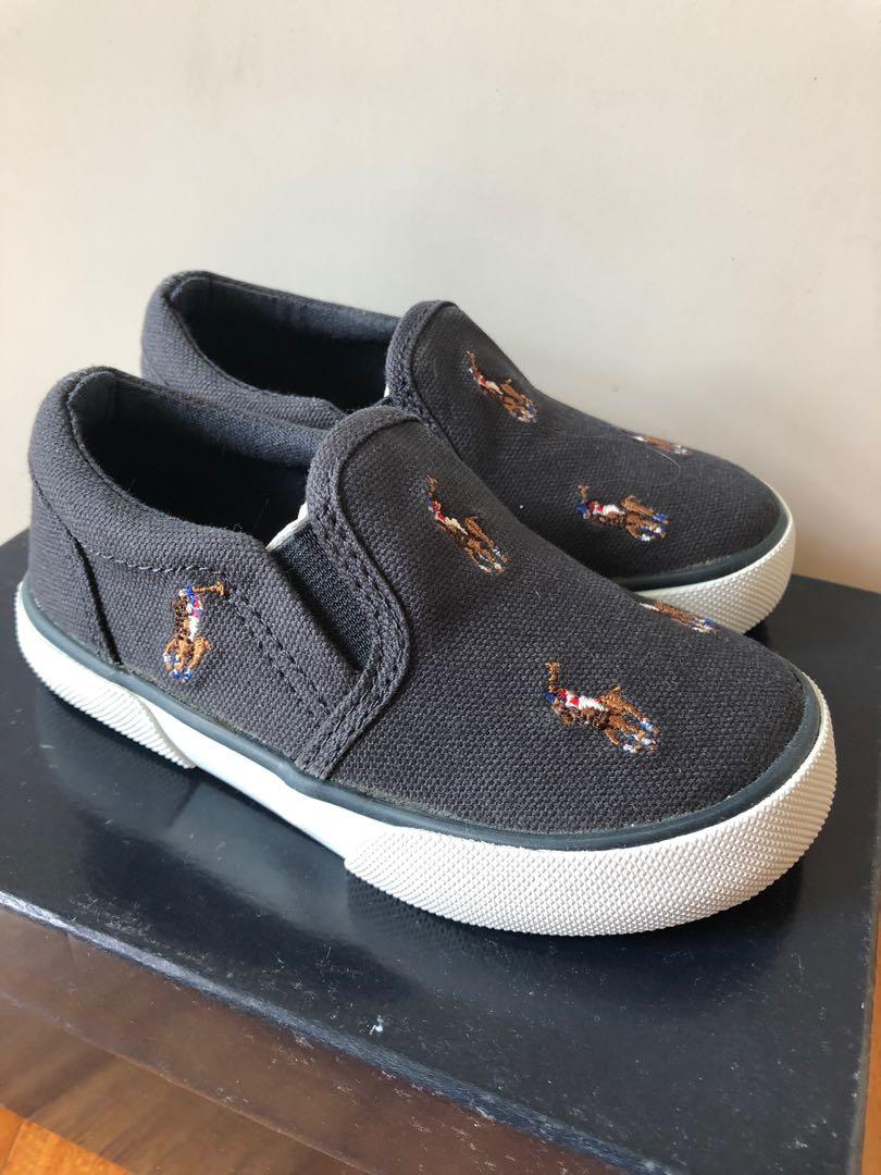 de93d212ab5 Authentic Polo Ralph Lauren Bal Harbour Repeat Shoes