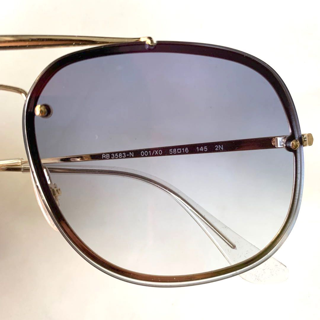 76c1cf54176fa New Ray Ban Rb 4034 601s