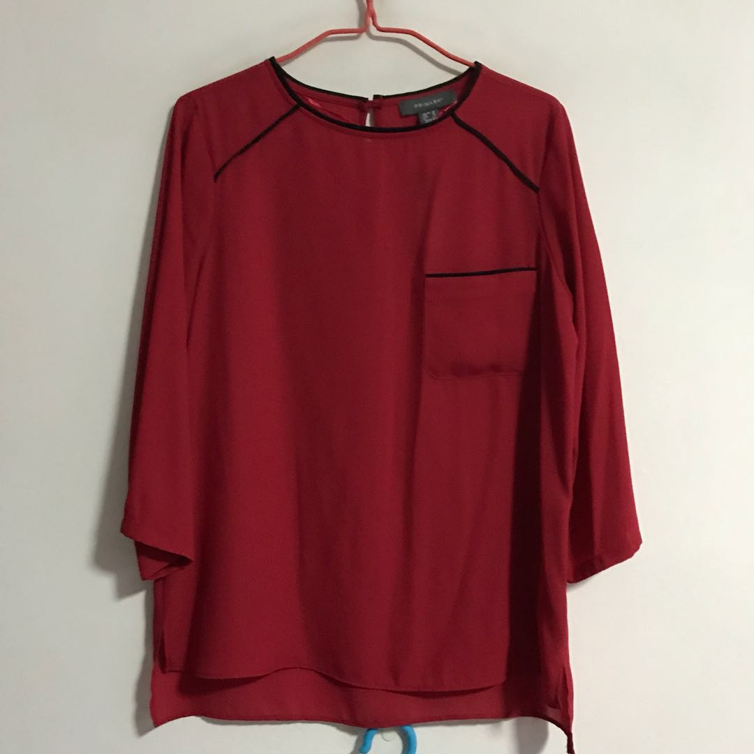 454626bb1c973e BN Primark blouse, Women's Fashion, Clothes, Tops on Carousell
