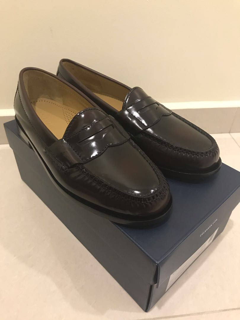 27106962d70 Brand new Cole haan pinch penny loafers (burgundy)