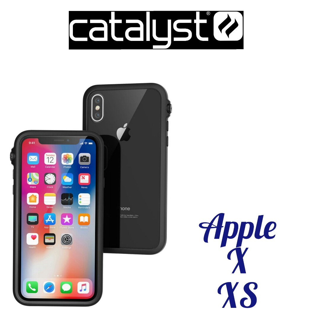 san francisco dd5d6 20175 Catalyst Impact Protection Case for iPhone X Xs Black