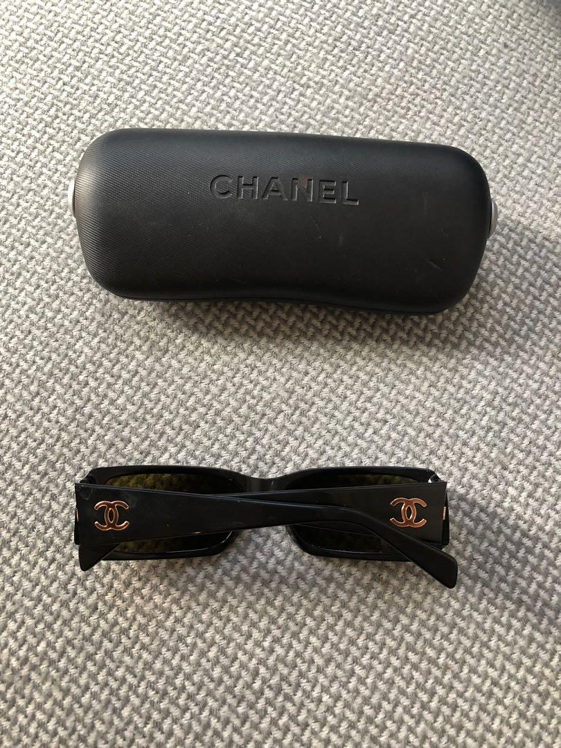Chanel Sunglasses (authentic) in original case