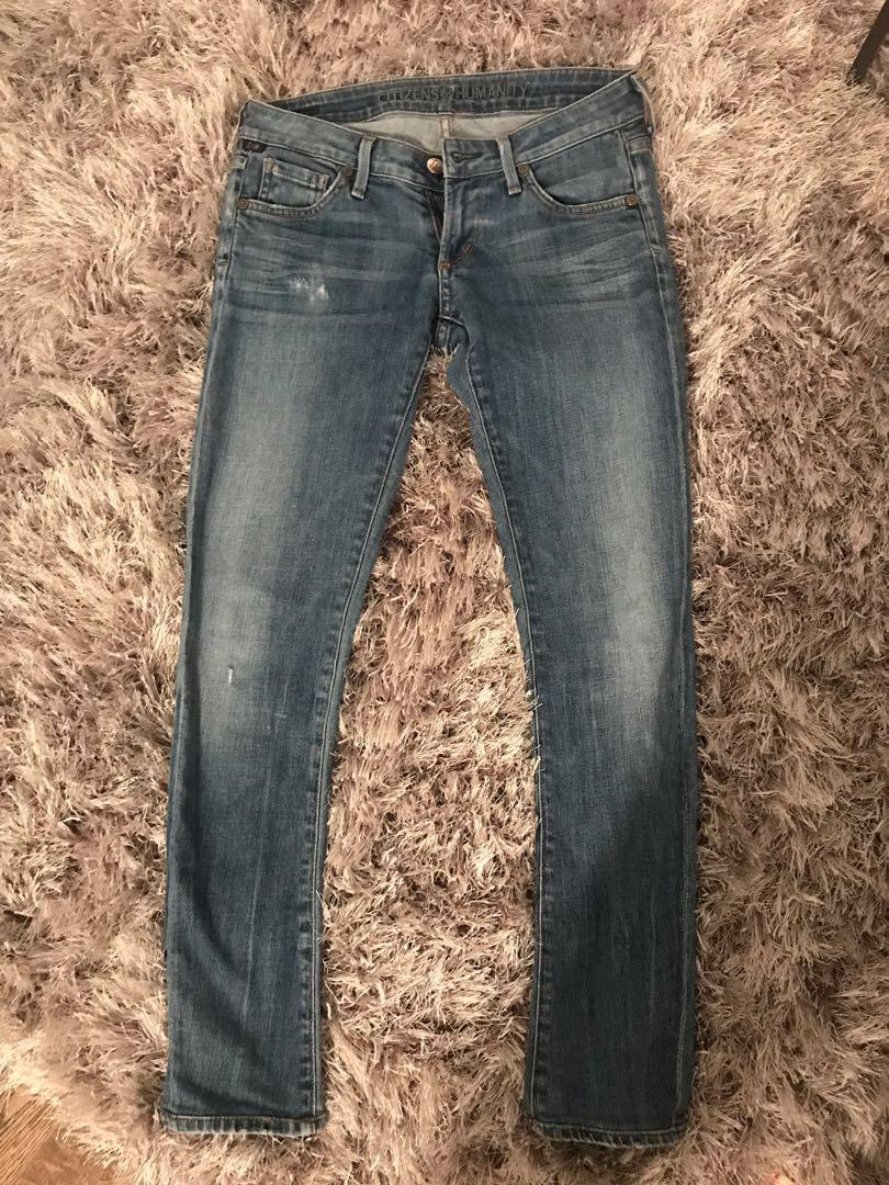 Citizens of Humanity - Size 24 Skinny Jean
