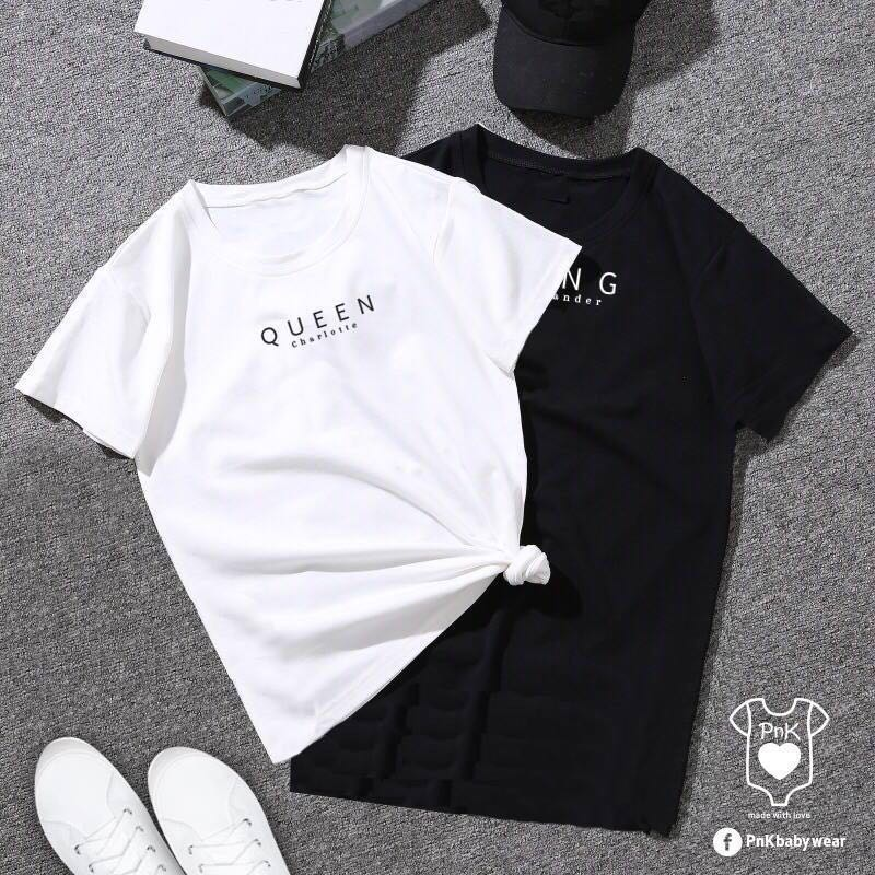 dc8f4840b798 Personalized Couple t-shirt (with name), Men's Fashion, Clothes ...