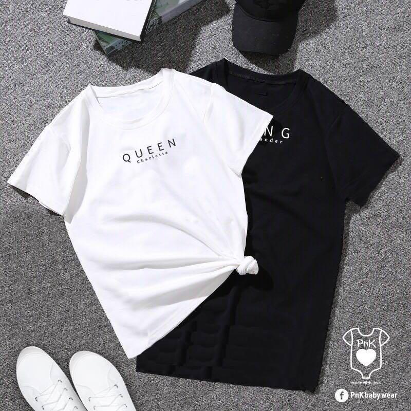Personalized Couple T Shirt With Name Men S Fashion Clothes Tops On Carousell