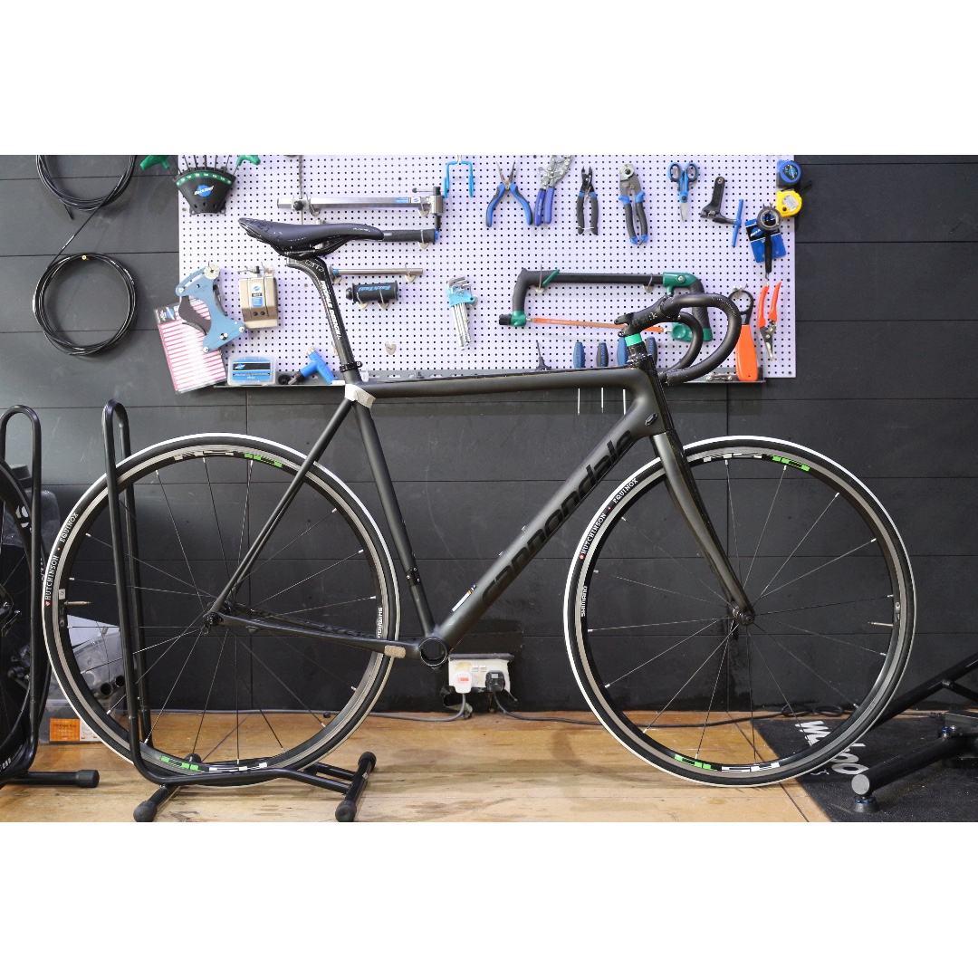 f50b0a302dd Custom - Cannandale Evo Black Inc - Road Bike, Bicycles & PMDs ...