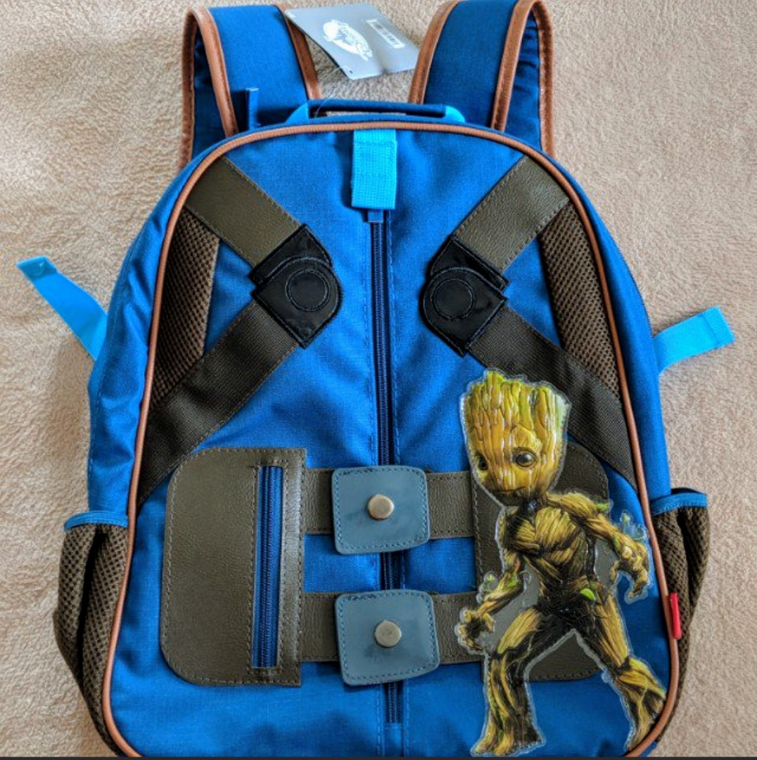 4d495d849a Disney Guardians of the Galaxy Groot Kids Backpack Bag
